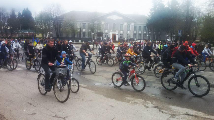 велопробіг єдності 14