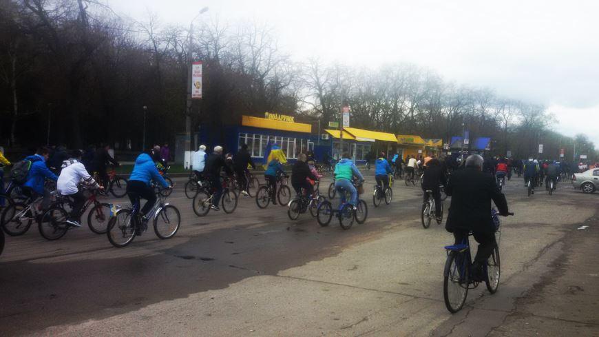 велопробіг єдності 15