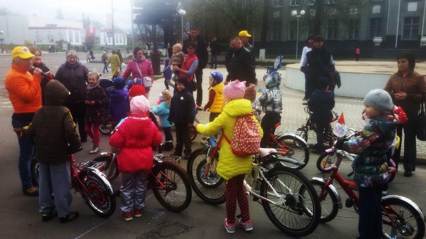 велопробіг єдності 17