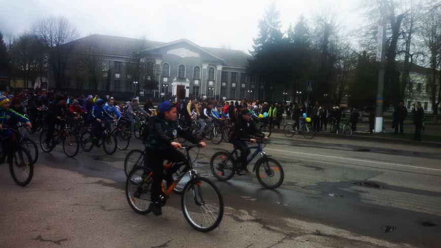 велопробіг єдності 4
