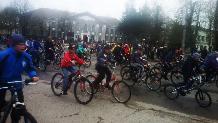 велопробіг єдності 5