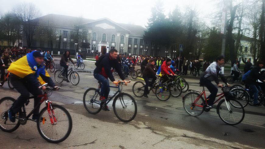 велопробіг єдності 6