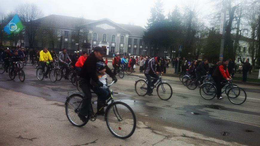 велопробіг єдності 7