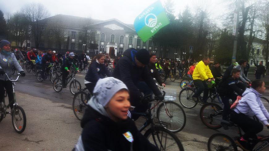 велопробіг єдності 8