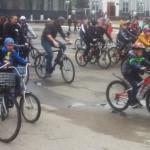 500 золотонісців взяли участь у благодійному велопробігу [ФОТО]