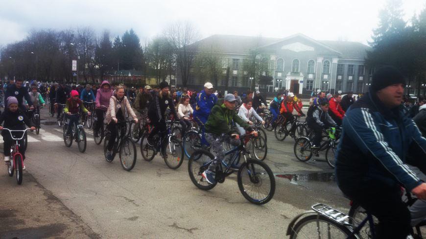 велопробіг єдності 9
