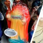 Порожні золотоніські пляшки з тризубом продають в Криму за 1000 рублів [ФОТО]