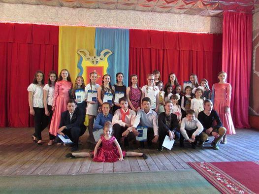 Будинок дитячої та юнацької творчості Золотоноша