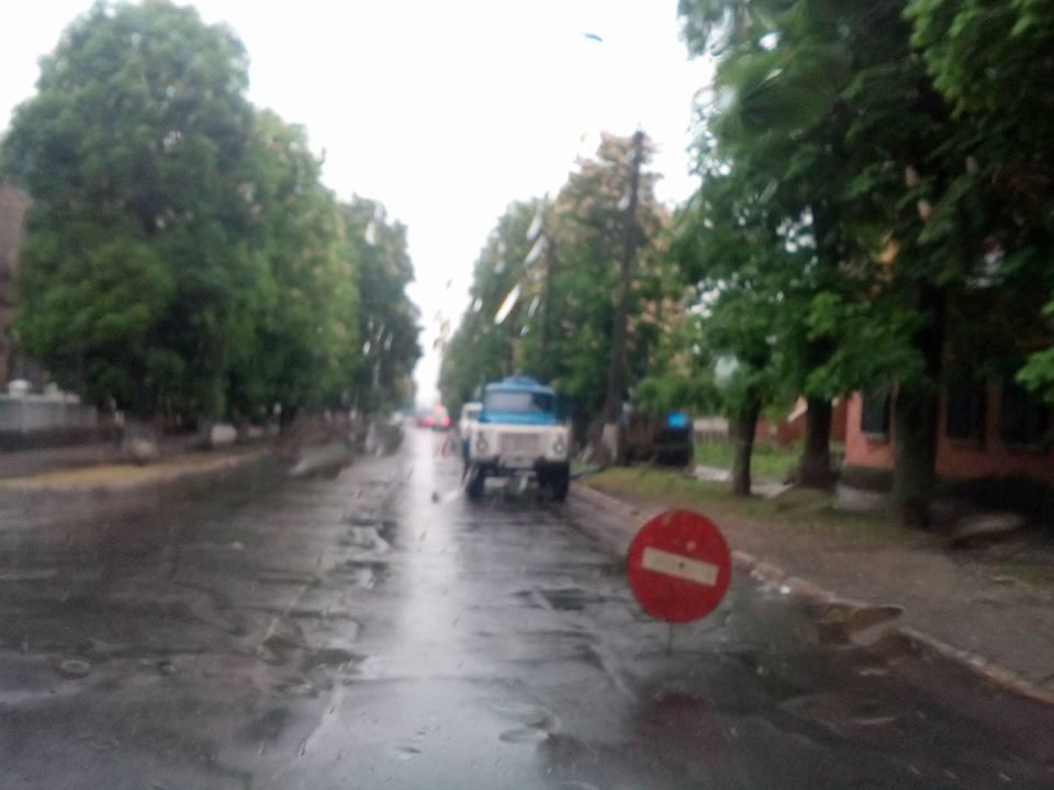 Золотоноша вулиця Черкаська