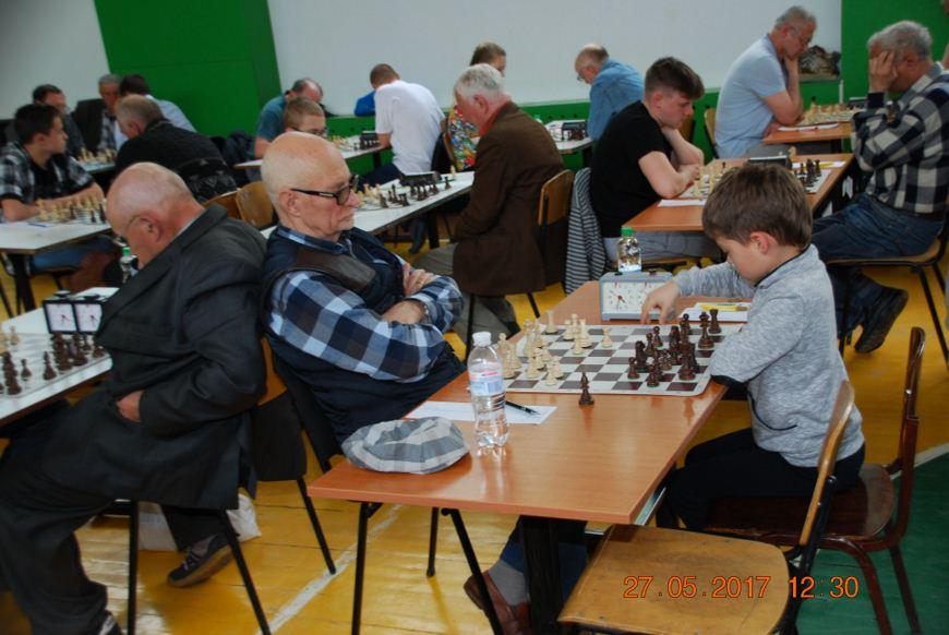 шаховий турнір болеславського 10