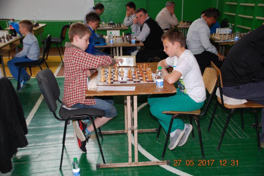 шаховий турнір болеславського 11