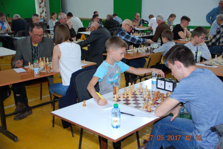 шаховий турнір болеславського 12