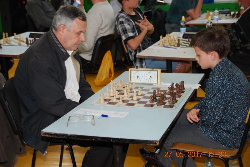 шаховий турнір болеславського 13
