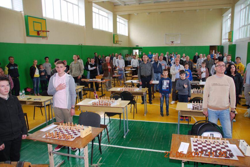 шаховий турнір болеславського 4