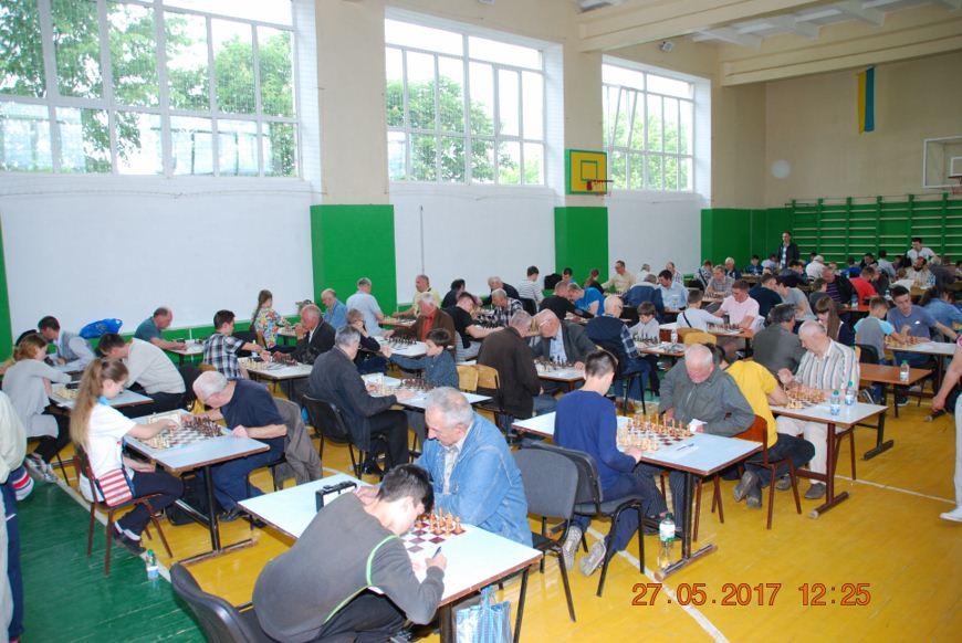 шаховий турнір болеславського 5