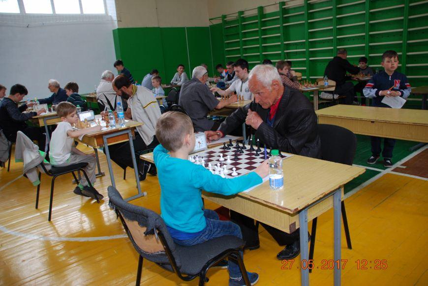 шаховий турнір болеславського 6