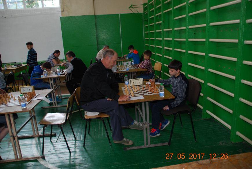 шаховий турнір болеславського 7