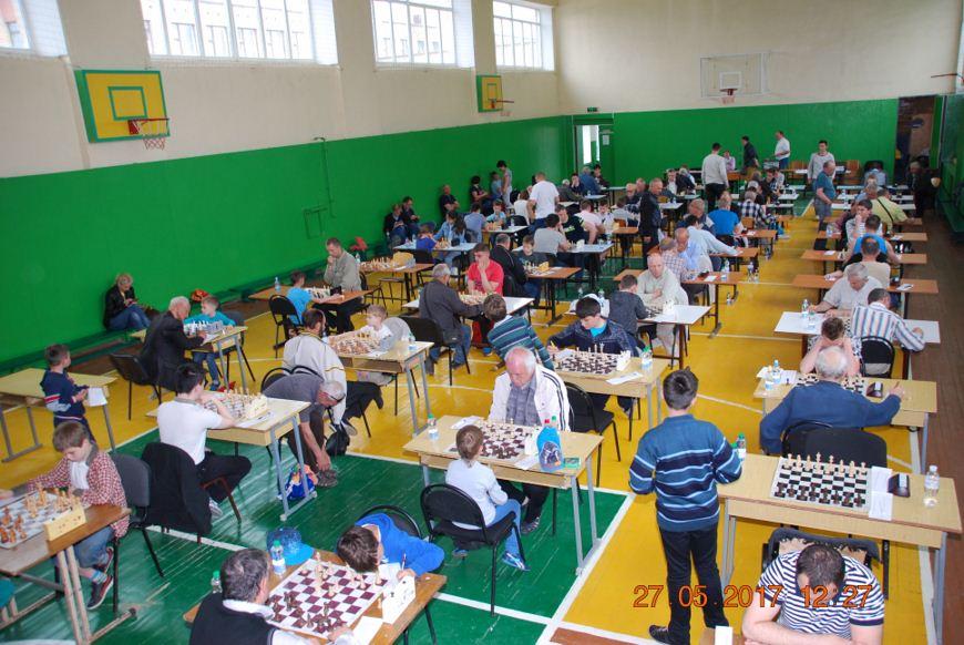 шаховий турнір болеславського 8