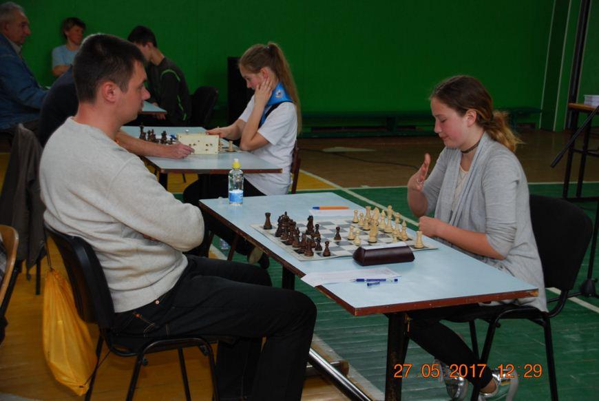 шаховий турнір болеславського 9