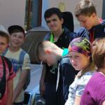 Золотоноша знову приймає групу дітей із Авдіївки [ФОТО]