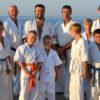 Олексій Дробязко » Спортивний табір з карате в Скадовську
